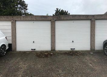 Thumbnail Parking/garage for sale in Woodlands Road, Littlehampton