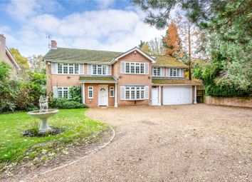 Thumbnail 6 bed detached house for sale in Walmar Close, Hadley Wood, Hertfordshire