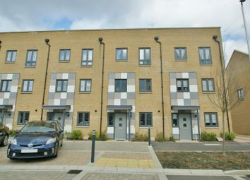 Thumbnail 3 bed town house to rent in Samuel Peto Way, Ashford