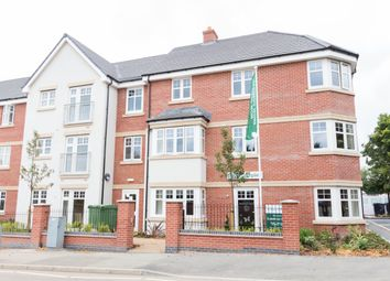 Thumbnail 1 bed flat for sale in Rosebud Court, Westfield Road, Wellingborough