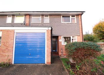 Harefield Close, Winnersh, Wokingham RG41. 3 bed end terrace house for sale