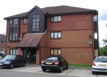 Thumbnail 2 bedroom flat to rent in Aylands Close, Wembley