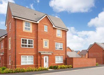 """Thumbnail 3 bed semi-detached house for sale in """"Brentford"""" at Newton Lane, Wigston"""