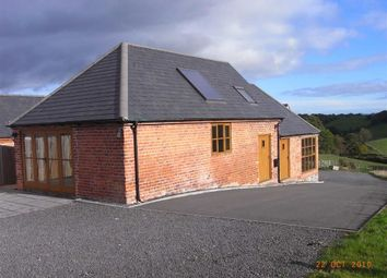 Thumbnail 2 bed detached house to rent in The Stables, Berriew, Berriew, Powys