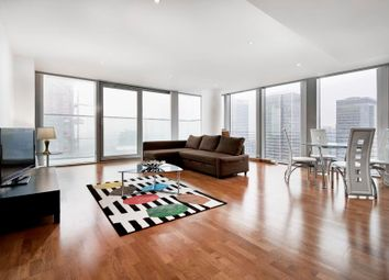 Thumbnail 3 bed flat for sale in Landmark, Canary Wharf