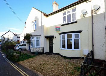 Thumbnail 3 bedroom terraced house to rent in Water Lane, Tiverton