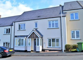 Thumbnail 4 bed terraced house to rent in Martins Close, Hatherleigh, Okehampton