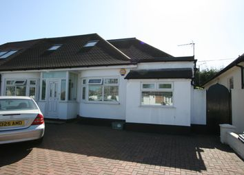 Thumbnail 2 bed flat to rent in Woodcock Dell Avenue, Kenton