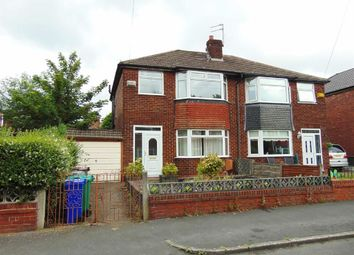Thumbnail 3 bedroom semi-detached house for sale in Peebles Drive, Newton Heath, Manchester