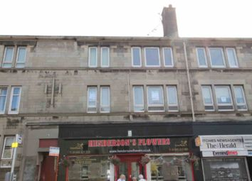 Thumbnail 2 bed flat for sale in High Street, Johnstone