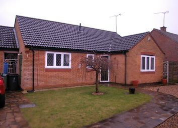 Thumbnail 3 bed detached bungalow for sale in Bracken Rise, Mundford