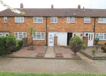 Thumbnail 3 bed terraced house to rent in Catsbrook Road, Luton
