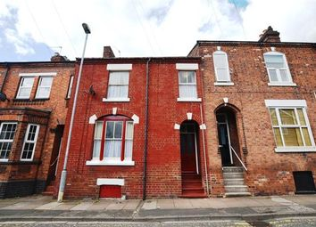 Thumbnail 3 bedroom terraced house for sale in Victoria Street, Basford, Stoke-On-Trent