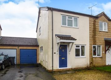 Thumbnail 2 bedroom semi-detached house for sale in Ashlands Meadow, Crewkerne