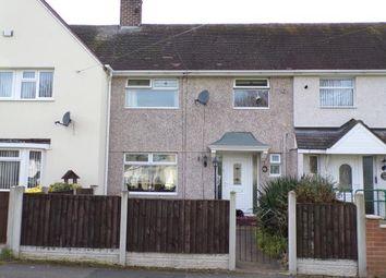Thumbnail 3 bedroom terraced house for sale in Walcott Green, Clifton, Nottingham, Nottinghamshire