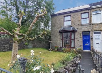 Thumbnail 3 bed semi-detached house for sale in Neath Road, Resolven, Neath, Neath Port Talbot.