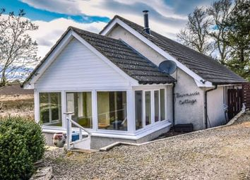 Thumbnail 3 bed detached bungalow for sale in Roundyhill, Forfar
