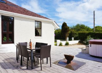 Thumbnail 5 bed detached bungalow for sale in Trescowe Road, Penzance