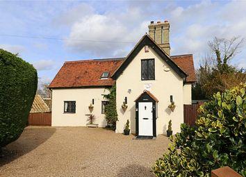 3 bed detached house for sale in High Wych Road, High Wych, Sawbridgeworth, Hertfordshire CM21