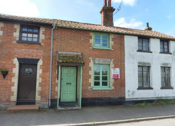 Thumbnail 2 bed cottage for sale in Heath Road, Banham, Norwich