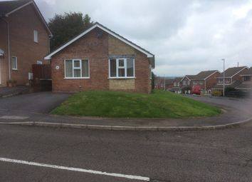 Thumbnail 2 bed bungalow to rent in Squirrel Walk, Fforest, Swansea, Swansea
