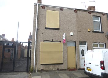 Thumbnail 2 bed end terrace house for sale in Jackson Street, Hartlepool