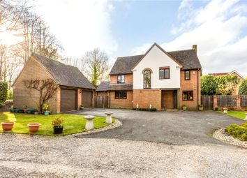 Thumbnail 4 bed detached house for sale in The Rookery, Highclere, Newbury, Hampshire