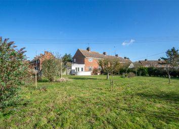 Thumbnail 3 bed semi-detached house for sale in Goodricks, Burnham Thorpe, King's Lynn