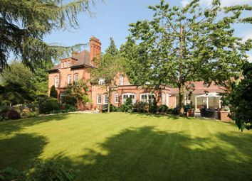 Thumbnail 7 bed property for sale in Legh Road, Knutsford