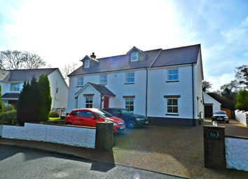Thumbnail 5 bed detached house for sale in Sycamore Grove, Haverfordwest, Pembrokeshire