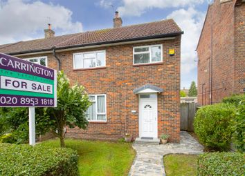 Thumbnail 3 bed end terrace house for sale in Tempsford Avenue, Borehamwood