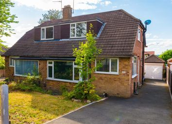 Thumbnail 2 bed semi-detached house for sale in Tinshill Road, Cookridge