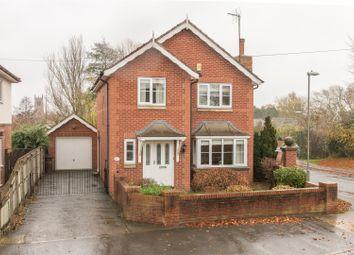 Thumbnail 3 bed detached house for sale in Welham Road, Norton, Malton