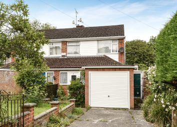Thumbnail 4 bedroom semi-detached house for sale in Brunswick Hill, Reading