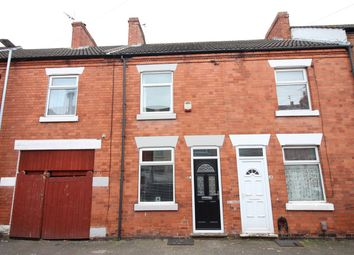 3 bed terraced house for sale in Carlingford Road, Hucknall, Nottingham NG15