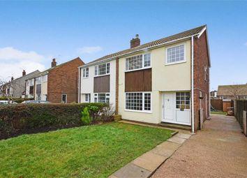 Thumbnail 3 bedroom semi-detached house for sale in Moor Lane, Sherburn In Elmet, Leeds