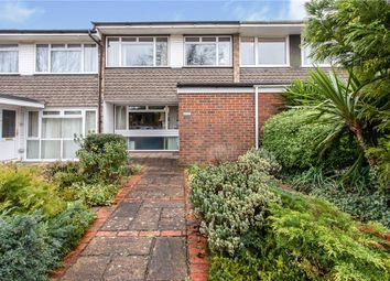 Thumbnail 3 bed terraced house for sale in Marshalls Close, Epsom, Surrey