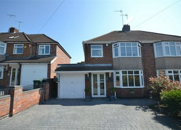 Thumbnail 3 bed semi-detached house for sale in The Hiron, Cheylesmore, Coventry, West Midlands