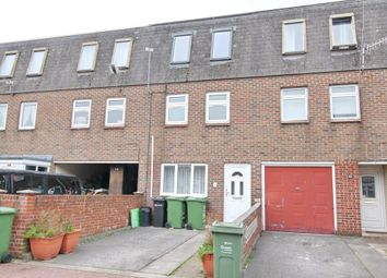 Thumbnail 4 bed town house to rent in Lomond Close, Portsmouth