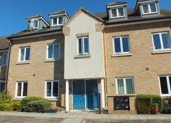 Thumbnail 2 bedroom flat to rent in Leas Close, St. Ives, Huntingdon