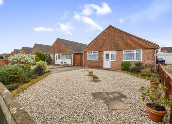 Thumbnail 4 bed detached bungalow for sale in Medina Way, Swindon