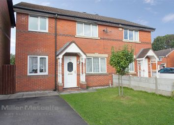 Thumbnail 3 bedroom semi-detached house for sale in Brentwood Drive, Farnworth, Bolton