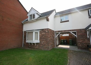 Thumbnail 2 bed semi-detached house to rent in Chantry Meadow, Alphington, Exeter