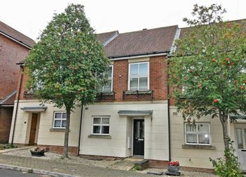 Thumbnail 3 bedroom terraced house to rent in Frampton Grove, Westcroft, Milton Keynes