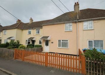 Thumbnail 2 bed terraced house for sale in Grove Avenue, Walton On The Naze