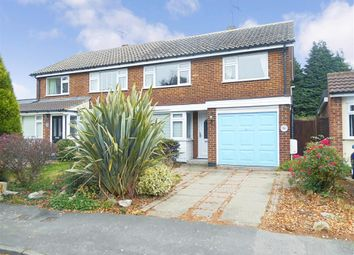Thumbnail 3 bed semi-detached house for sale in Cheyne Walk, Meopham, Kent