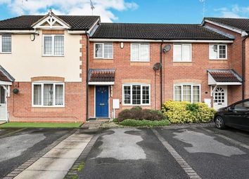 Thumbnail 2 bed terraced house to rent in Rogers Court, Hatton, Derby
