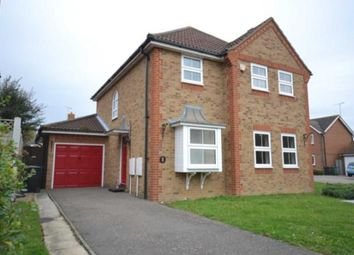 Thumbnail 4 bed detached house to rent in Conyer Close, Maldon