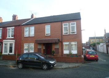 Thumbnail 2 bed flat to rent in Windsor Gardens, Whitley Bay