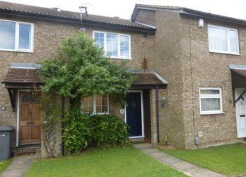 Thumbnail 2 bed terraced house for sale in Repton Close, Luton